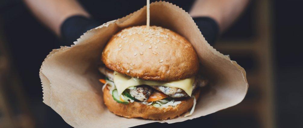 Burger Zürich: In diesen Zürcher Burger Restaurants stillst du deinen Hunger