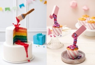 Gravity Cake So Gelingt Dir Auch Ein Faszinierender Schwebekuchen