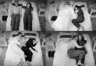 was verraten schlafpositionen