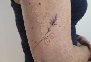 tattoo linien erhaben
