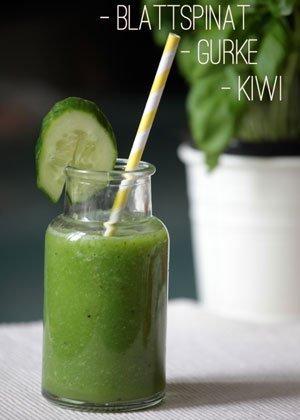 fruchtig und herzhafte green smoothies rezepte. Black Bedroom Furniture Sets. Home Design Ideas