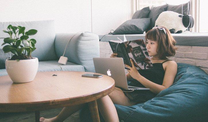 Produktiv arbeiten von zu Hause aus: 10 Tipps für's Homeoffice