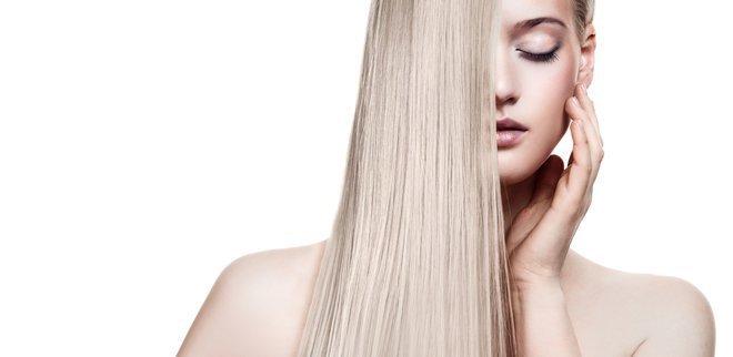Dauerhaft glatte Haare dank Keratin Behandlung.