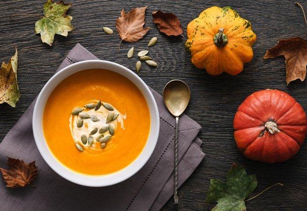 Halloween, hallo Kürbis! 4 Herbst-Rezepte mit Kürbis