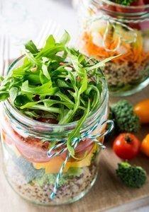 Anleitung für Lunch im Glas