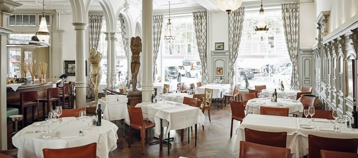 Romantisches Restaurant: Conti in Zürich