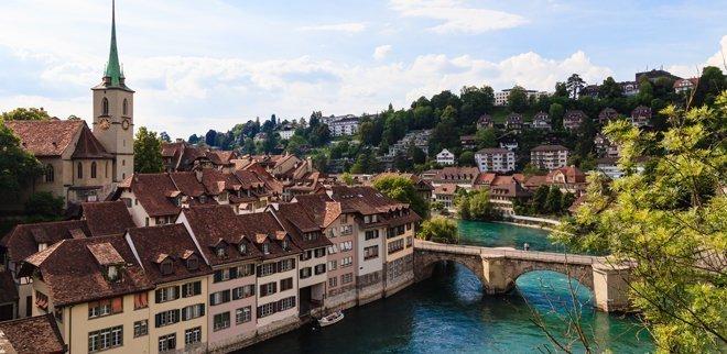 Unsere Lieblings-Restaurants der Schweizer Hauptstadt.