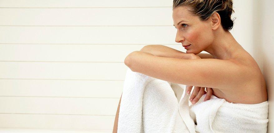 Schwitzen ist gut für Körper und Seele: Lassen Sie allen Stress hinter sich und entspannen Sie!