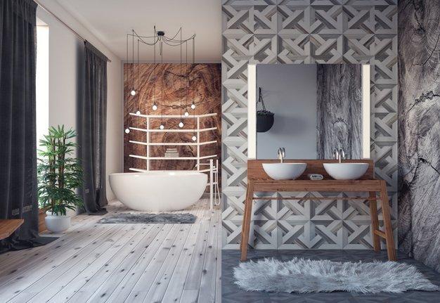 Badezimmer Ideen Teil 1