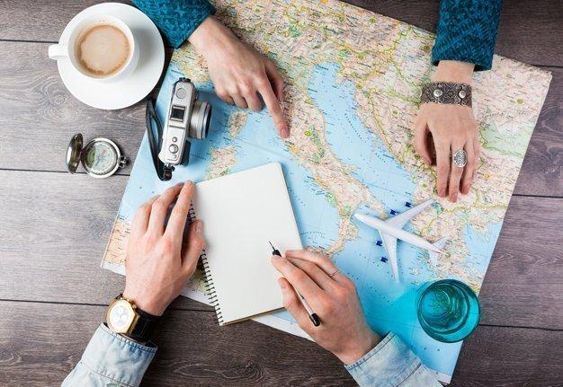 Flitterwochen-Test: Welche Honeymoonreise passt zu euch