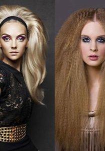 Traummähne in Form: Frisuren für lange Haare
