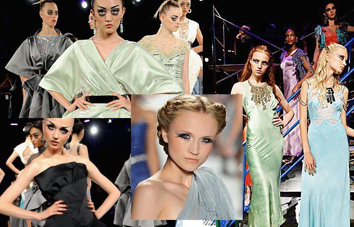 Tel Aviv Fashion Week Make Up Artist