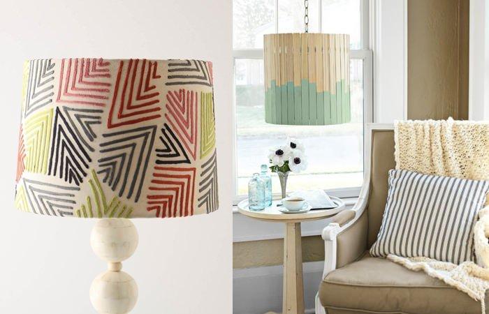diy wohnideen lampen selbst gestalten. Black Bedroom Furniture Sets. Home Design Ideas