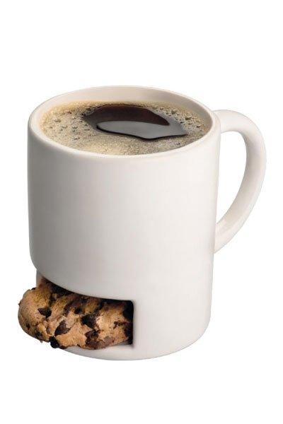 weihnachtsgeschenke f r frauen tasse mit keksfach. Black Bedroom Furniture Sets. Home Design Ideas