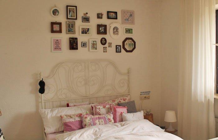 dekoideen f r schlafzimmer fotos in bilderrahmen. Black Bedroom Furniture Sets. Home Design Ideas