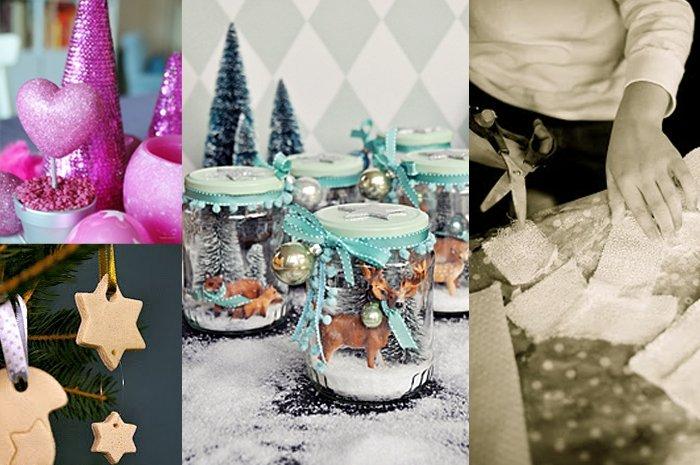 Wir basteln uns in weihnachtslaune 7 ideen f r for Weihnachtsschmuck selber machen