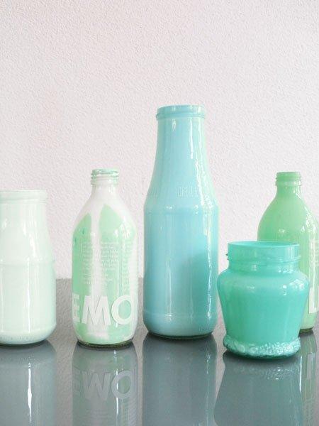 weihnachtsgeschenke basteln vasen selber machen. Black Bedroom Furniture Sets. Home Design Ideas