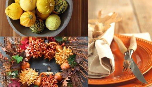 Herbstdekoration: DIY-Ideen für gemütliche Deko im Herbst