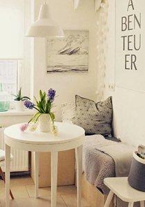 Platz da! 15 grossartige Ideen für kleine Wohnungen