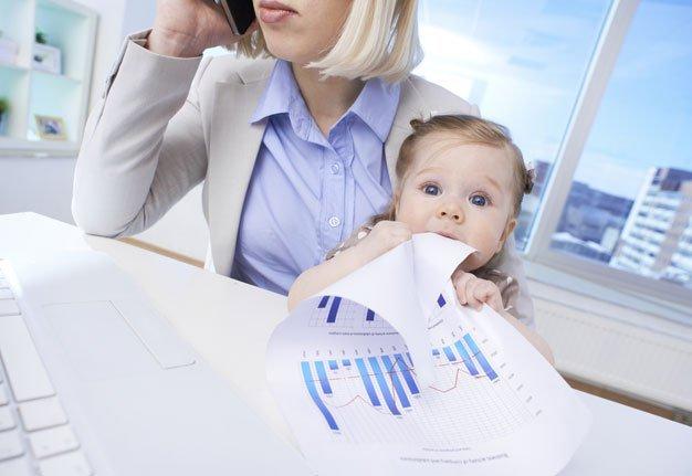 Mompreneurs machen Karriere: Schweizer Mütter zieht es in die Selbstständigkeit
