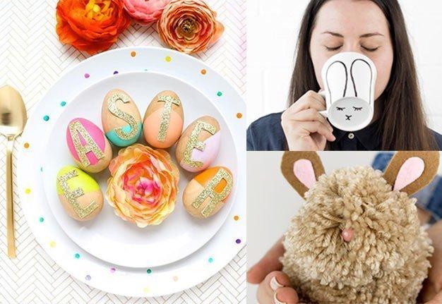 Das wird ein Fest! 10 fabelhafte Ideen für Osterdeko & Geschenke