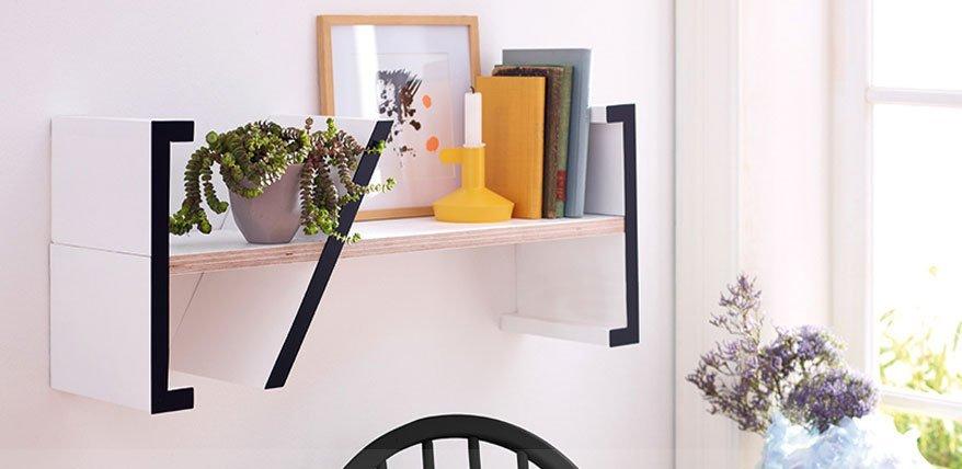 regal selber bauen so bauen sie schritt f r schritt ihr. Black Bedroom Furniture Sets. Home Design Ideas