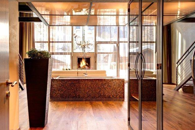 Das Cooeur des Alpes wird zum Romantik Hotel mit allem Luxus den sich Paare wünschen.