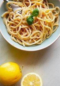 Pasta al limone: Ein Teller Dolce Vita bitte!