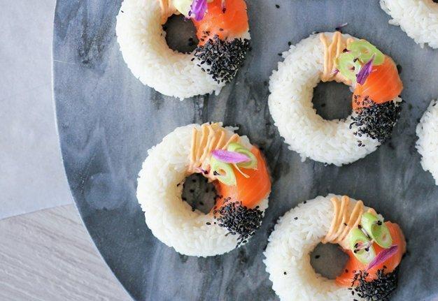 Von Burger bis Rainbow: Diese Sushi Trends kennst du bestimmt noch nicht