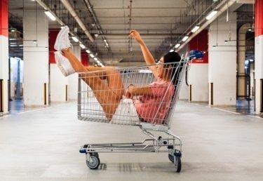 Shopping Queen oder Sparfüchsin?