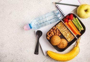 Rezepte für gesunde Büro-Snacks
