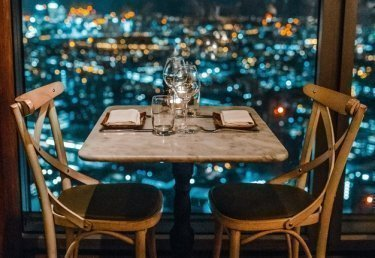 Die romantischsten Restaurants