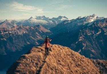 Herbstwanderungen in der Schweiz