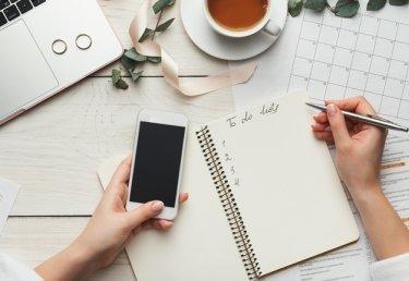 Hochzeitsplanung: Diese Wedding Planner Apps erleichtern die Hochzeitsorganisation