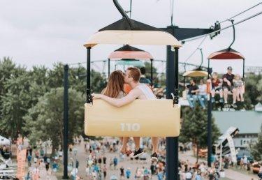 Flitterwochen-Ziele: 10 aussergewöhnliche Hochzeitsreise-Destinationen