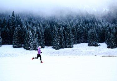 Wie Joggen im Winter wirklich Spass macht