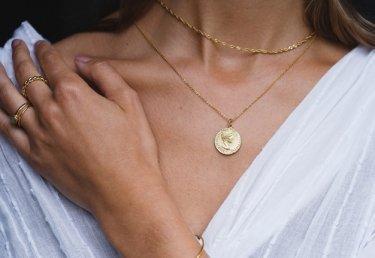 Necklace Layering mit Tara Style