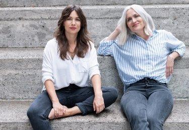 Das neue 40: Interview mit den Autorinnen und Buchverlosung