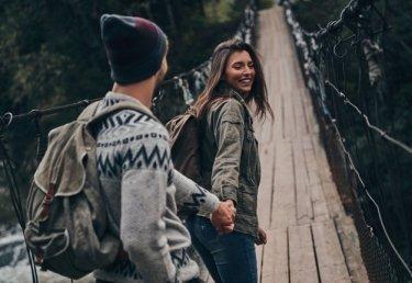 10 romantische Ausflüge, die den Alltag vertreiben