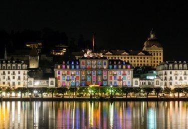Wettbewerb: Wir verlosen eine Übernachtung für zwei im Hotel Schweizerhof Luzern im Wert von 600 Franken