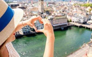 Stadt-Test: In welcher Schweizer Stadt solltest du leben?