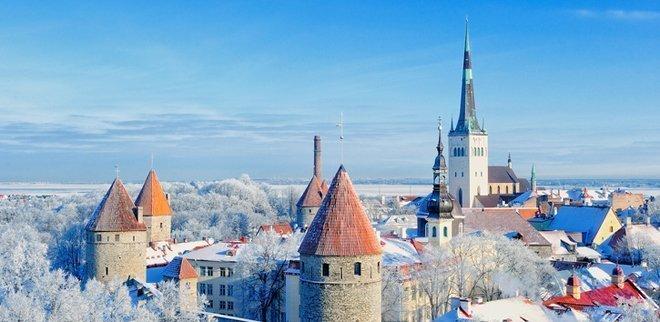 Ferien 2018, August: Tallin