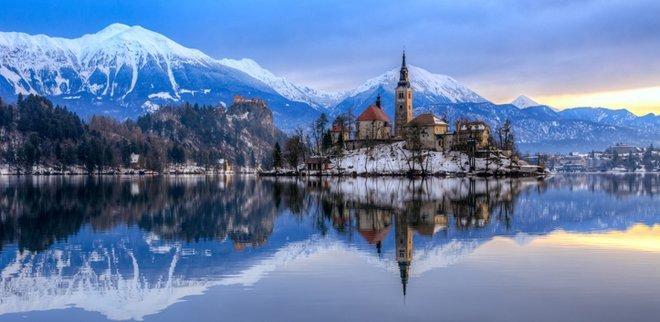 Ferien 2018, Februar: Slowenien