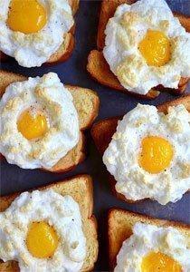 Cloud Eggs: Zum Zmorge schon auf Wolke 7