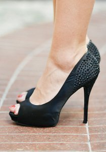 High Heels = Sex? «Schatz, lass die Schuhe an»
