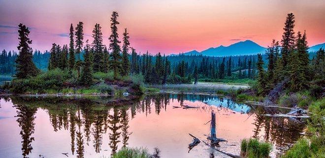 Ferien 2018, Juni: Alaska