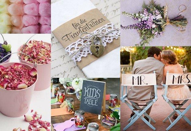 Das wird dein Fest! 37 Hochzeitsideen zum Verlieben