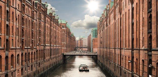 Ferien 2018, August: Hamburg