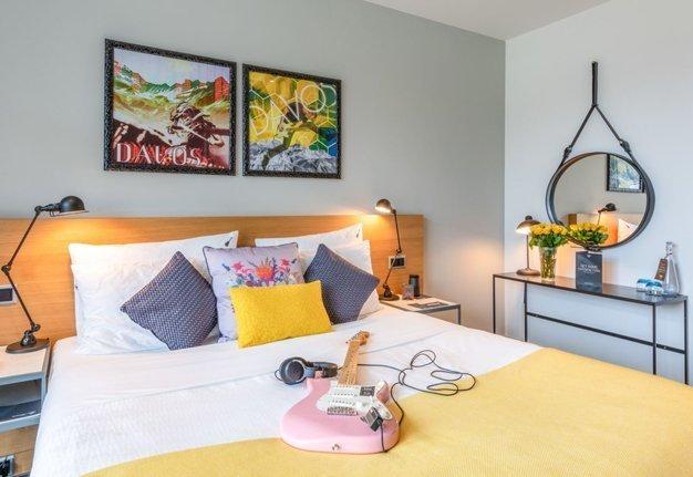 Wettbewerb: Hard Rock Hotel Davos