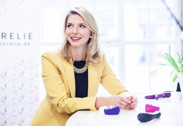 Interview mit Amorelie-Gründerin Lea-Sophie Cramer Teil 1